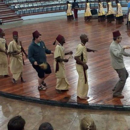 Cultural tour Bomas of kenya