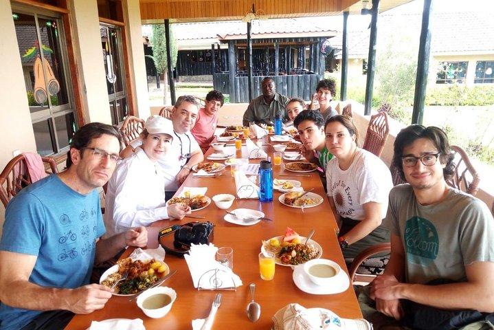 Carnivore restaurant Dinner or lunch from Nairobi