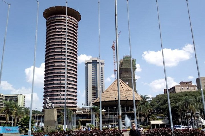 Nairobi Walking City Tour By a Local Guide