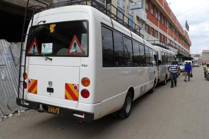 d5-Nairobi To Arusha Luxury Shuttle Transfer