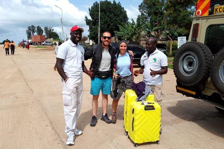 Mikumi national park full day tour from Dar es sallam