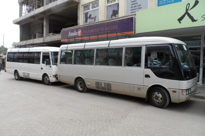 nairobi-to-arusha-town